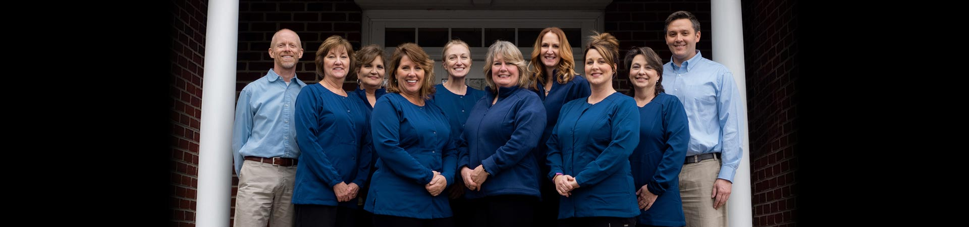 Dental Team in Roanoke, VA